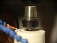 Drilling Alumina Crucible