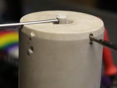 Alumina Nozzle Machining