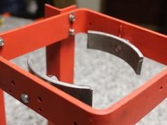 Furnace Frame Rebuild